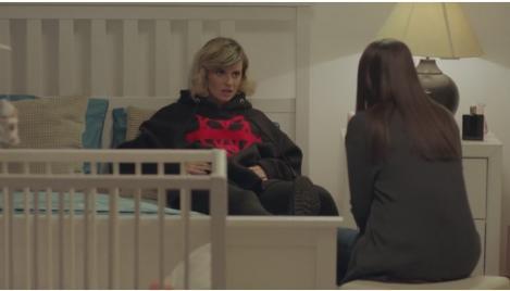 """Irina are gânduri tot mai negre și ia în calcul un avort: """"Dacă o fac acum, sunt o criminală?"""""""