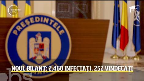 Președintele Klaus Iohannis face declarații: Legea se impune, nu se discută