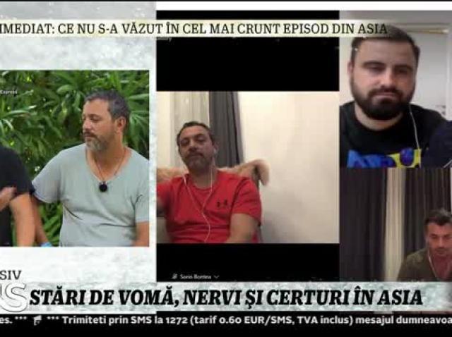 """Răzvan Fodor, despre afecțiunea care l-a pus în dificultate în """"Asia Express"""": """"Amețisem, nu mai puteam"""""""