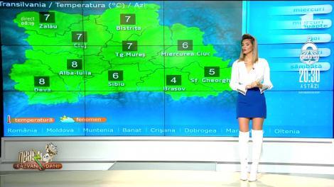 Prognoza Meteo, 1 aprilie 2020 - Neatza cu Răzvan și Dani: Vremea rea mai zăbovește și astăzi