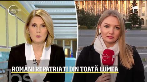 Românii rămaşi fără locuri de muncă în țările de pe lista roșie vor fi aduşi în ţară cu aeronave speciale