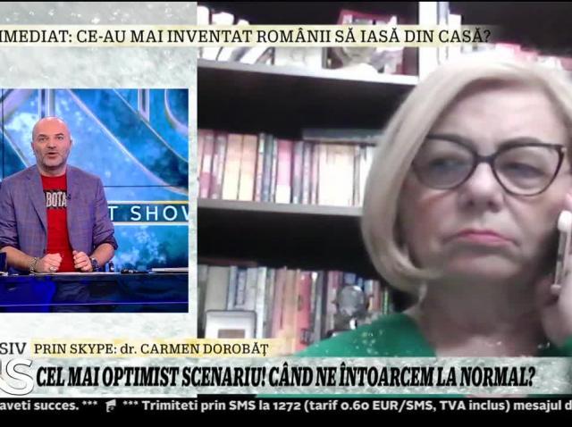 """Carmen Dorobăţ, managerul Spitalului de Boli Infecţioase din Iaşi: """"Virusul se va răspândi oricum. Asimptomaticii sunt problema!"""""""