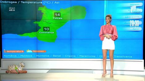 Prognoza Meteo, 3 aprilie 2020.  Ramona Olaru: Vreme de primăvară