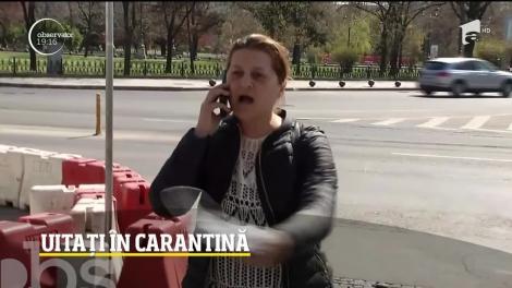 Românii aflați în carantină se plâng că statul nu le asigură condiţii în perioada în care stau departe de familii