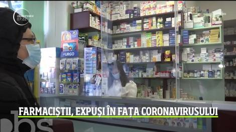 """Farmaciştii, expuși în fața coronavirusului la fel ca medicii! """"Dacă farmaciile sunt închise, populaţia rămâne fără medicaţie"""""""