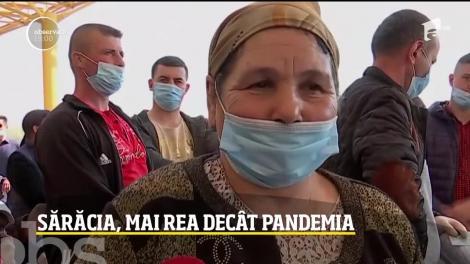 Sărăcia, mai rea decât pandemia! Mii de români au umplut avioanele spre Germania