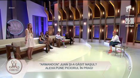 """""""Juan"""" Armando Rădulescu și-a găsit nasul în casa """"Mireasa"""". Alexa Trăilă pune piciorul în prag!"""