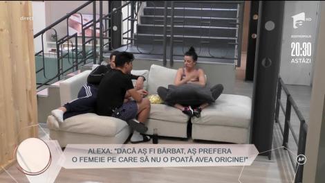 """Cu Andra Nicolin se sărută, dar la Alina Dîscă visează cu ochii deschiși! Armando Rădulescu, indecisul din casa """"Mireasa"""""""
