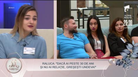 """Raluca Purice, declarații controversate la Mireasa: """"Dacă ai peste 30 de ani și nu ai relație, greșești undeva!"""""""