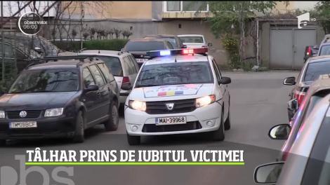 """""""Ori pleci, ori trag!"""" Scene ireale în fața unui magazin din Timișoara! O tânără, tâlhărită cu pistolul la tâmplă! A fost salvată chiar de iubitul ei- VIDEO"""