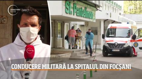 Conducere nouă la Direcţia de Sănătate Publică Vrancea și la Spitalul Judeţean Focşani