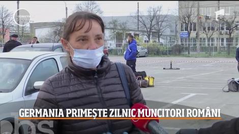 Exodul muncitorilor români, agitație pe aeroportul din Cluj