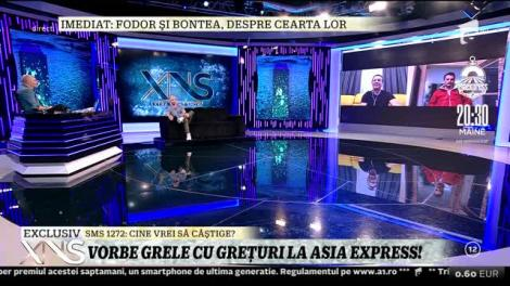 Vorbe grele cu grețuri la Asia Express! Sorin Bontea și Răzvan Fodor au avut cea mai dezgustătoare experiență: Nu ai cum să mănânci ouăle alea fermentate!