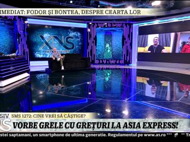 """Sorin Bontea și Răzvan Fodor, la cuțite! Vedetele au făcut dezvăluirea momentului despre Asia Express! """"Ți-au dat lacrimile?"""""""