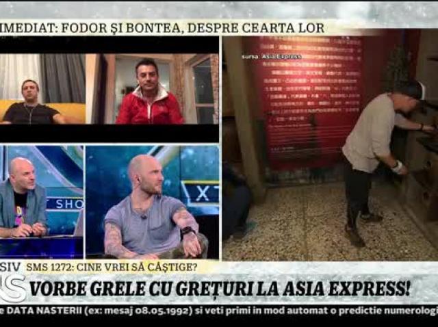 Ulciorul cu vin, o probă epuizantă pentru Sorin Bontea și Răzvan Fodor: Am cărat în jur de 25 de kilograme timp de o oră pe scări