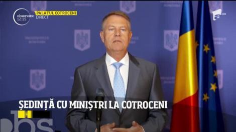 Președintele Iohannis, mesaj pentru români: După sărbători vom avea înmormântări dacă nu stăm acasă