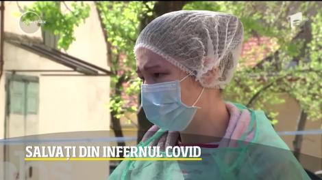 Mărturiile unor români vindecați de COVID-19