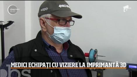 Profesorii sar în ajutorul medicilor