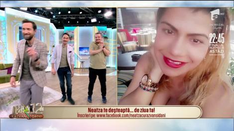 Neatza cu Răzvan și Dani te deşteaptă... de ziua ta! La mulți ani, Nicoleta!