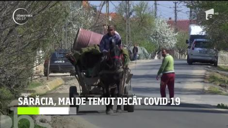 Sărăcia, mai de temut decât COVID-19. Mii de români pleacă la muncă în străinătate