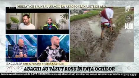 Alex Abagiu și Radu Vlăduț au părăsit Asia Express în semifinale: Eram constienți că ancora va fi roșie, nu puteau să intre patru echipe în etapa finală!