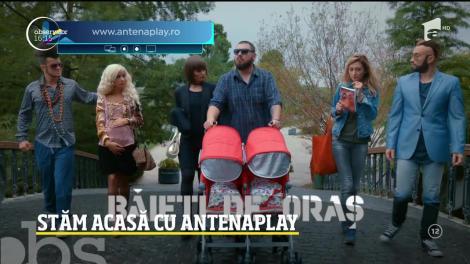 Platforma online Antenaplay, program special pentru un Paşte fericit