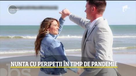 Nuntă cu peripeții în timp de pandemie