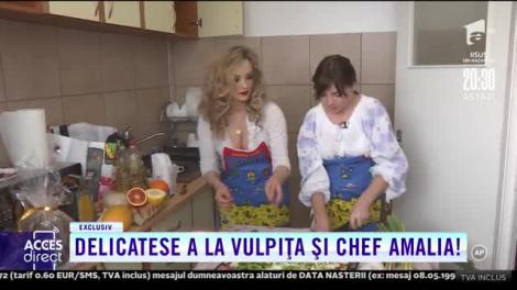 Sicilianca, apariție surpriză alături de Vulpița și Viorel! A făcut spectacol în bucătărie și l-a pus la colț pe Vulpoi
