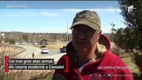 Cel mai grav atac armat din istoria modernă a Canadei