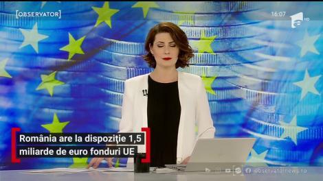 România primeşte peste un 1,5 miliarde de euro din actualul buget al Uniunii Europene pentru lupta împotriva noului Coronavirus