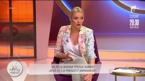 Armando Rădulescu i-a pregătit un test Andrei! Ce urmărește tânărul, cu adevărat!