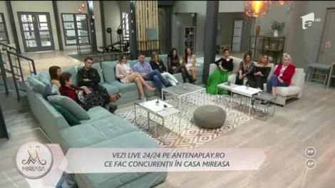 Reacția Andrei Nicolin: Armando s-a prefăcut că îmi face mie un test!