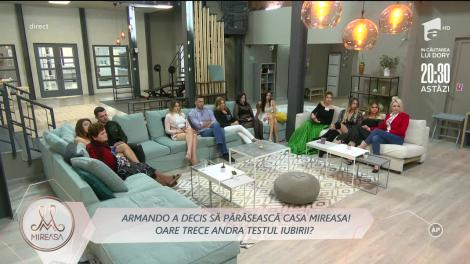 """A picat testul! Armando Rădulescu s-a despărțit de Andra Nicolin: """"Părinții mei au avut dreptate!"""""""