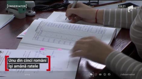 260 de mii de români au cerut până acum îngheţarea ratelor