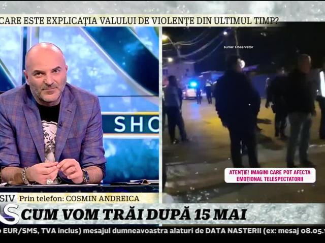 """Care este explicația valului de violențe din ultimul timp? Preşedintele SPE Europol avertizează: """"În cazul unor violenţe, vom folosi chiar şi armamentul"""""""