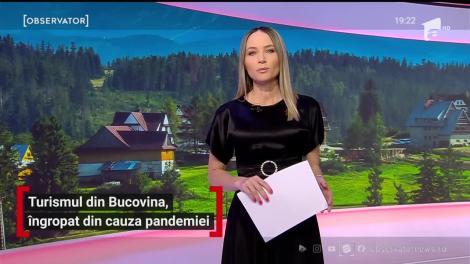 Turismul din Bucovina, îngropat din cauza pandemiei