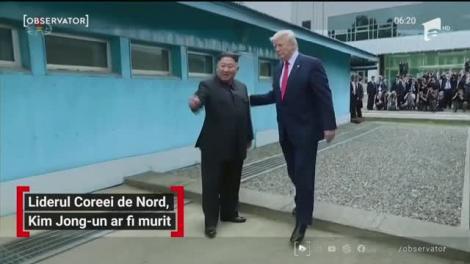 Cel mai de temut dictator din lume, Kim Jong-Un, ar fi murit