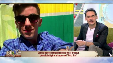 Îți mai amintești de Omar Arnaout, primul câștigător al show-ului Next Star? Cum arată tânărul, la 20 de ani