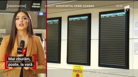 Restricţiile de zbor au fost extinse pentru mai multe ţări