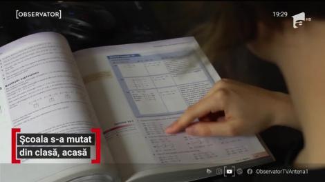 Şcoala online a împărţit România