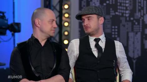 Ai să râzi de râsul lui! Mihai Bendeac nu se poate abține! Cu ce credeți că seamănă? |Video