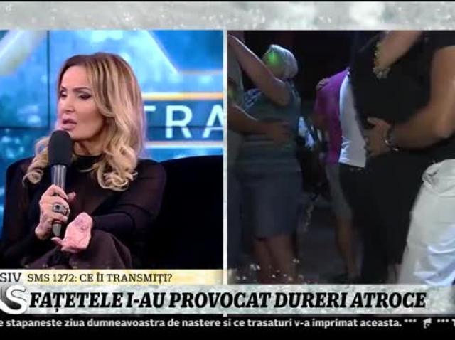 Daniela Gyorfi, dureri groaznice din cauza fațetelor: Mi-e frică să merg la spital