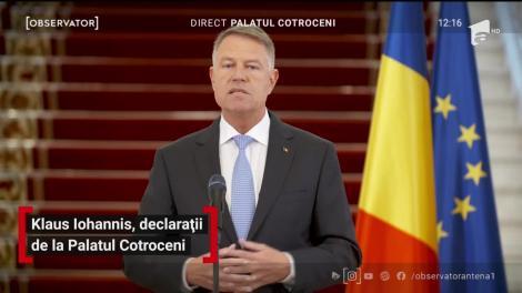 Klaus Iohannis, acuzații dure la adresa PSD
