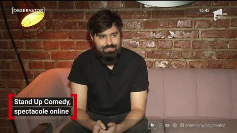 Stand Up Comedy acasă! O mulţime de artişti au decis să-şi mute glumele online