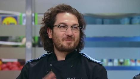 """Carusel nebun de gătit și o regulă imposibilă, în bucătăria Titani la cuțite! Scărlătescu, lovitură dură pentru Sorin Bontea: """"Nu mă așteptam să mi-o dea mie"""""""