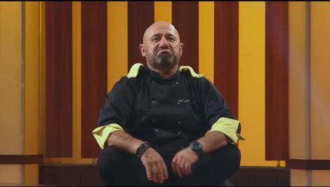 """A țipat, a dansat și a făcut show! Cătălin Scărlătescu are statuie pentru sezonul 8 Chefi la cuțite! """"Mamă, Sorine, ai creat un monstru"""""""