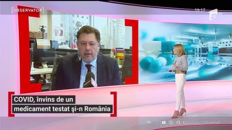 Coronavirus, învins de un medicament testat și în România