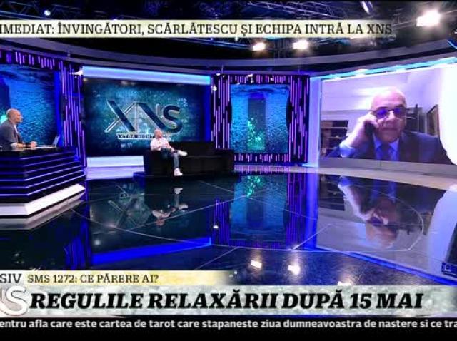 Regulile relaxării după 15 mai. Raed Arafat: Sunt surprins de câtă lume este pe stradă