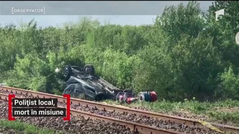 Un poliţist din Prahova a murit în misiune