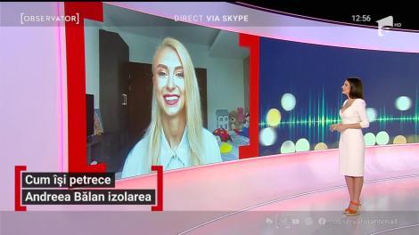 """Andreea Bălan, decizie neașteptată! Anunțul care i-a uimit pe fani: """"Pentru mine e foarte important"""""""